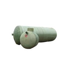 Tanque séptico do tratamento de águas residuais FRP Bio