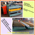 Dx 1080 Metal Roof Roll Forming Machine for Russia