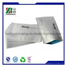 China Aluminium Folie Kunststoff Verpackung Gesichtsmaske Tasche