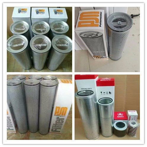 PM Hydraulic Filters