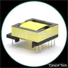 Rohs a approuvé le transformateur à haute fréquence à haute fréquence de noyau de ferrite Efd-25 pour la TV