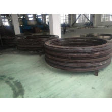 Forged Rings for Large Diameter Bearings