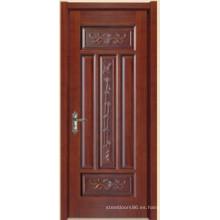 Puerta de madera (nuevo modelo 018)