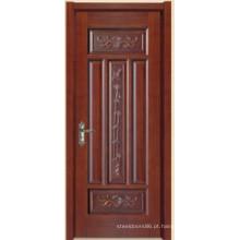 Porta de madeira (novo modelo 018)