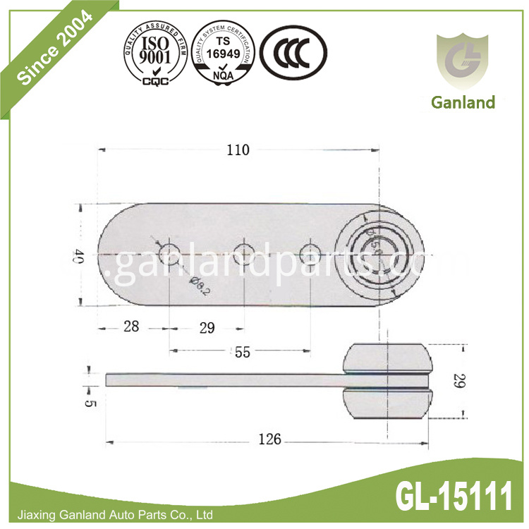 Steel Wheel Roller gl-15111