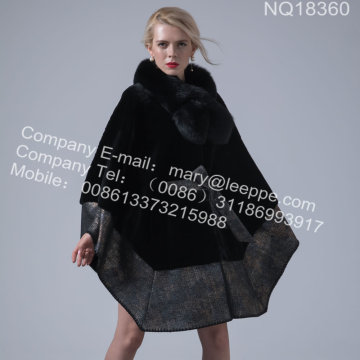 Αυστραλία Merino Shearling Cape Coats