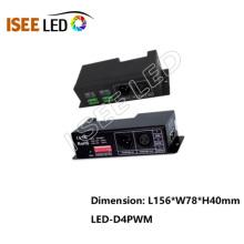 RGBW Strip DMX512 для PWM Светодиодный драйвер Dimmable