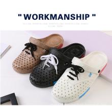 Hollow outdoor hole shoes non - slip wholesale