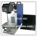 20W mini máquina de marcação a laser de metal de fibra com CE PEDB-400