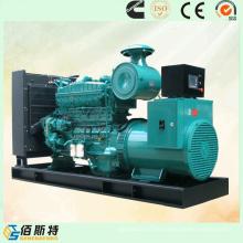 Sistema de generación diesel de la marca de 120kw CUMMINS con precio de fábrica