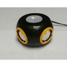 2.0 altavoces / altavoces estéreo, pequeño altavoz para ordenador portátil