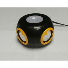 2.0 loudspeakers/stereo speakers,small speaker for laptop computer
