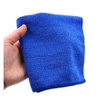 Serviette en tissu éponge microfibre à usages multiples pour le ménage