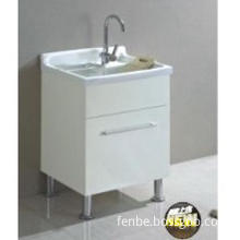 PVC Laundry Sink Cabinet