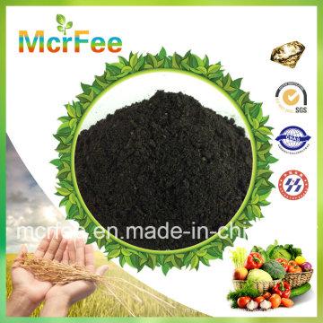 Vente chaude d'extrait d'algues biologiques d'engrais pour l'agriculture