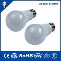 CE UL 220V E27 Warm White 5W LED Bulb