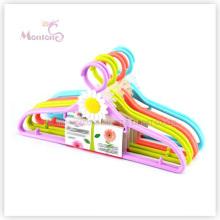 Jogo de cabide de plástico multiuso PP de 2 (42 * 19cm)