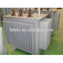 Ölbad Wunde Kern voll Kupfer lärmarme 200kva Leistungstransformator