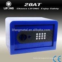 Cheaper small money safe box with electronic code opening