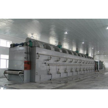 Mejor venta de Longan Mesh Belt Dryer