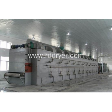 drying machine for coal briquette