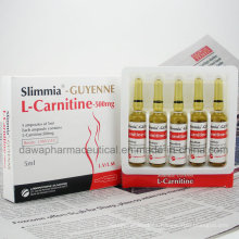 Body Slimming L-Carnitine Injection 500mg, 1g, 2g