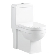 CB-9507 Top quality ceramic toilet wc sizes High end Siphonic One-piece toilet for the elderly