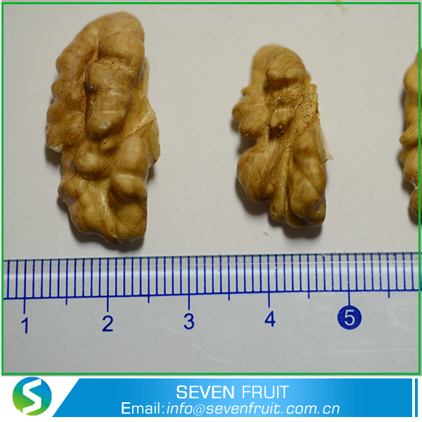 Light Quarters Walnut Kernels