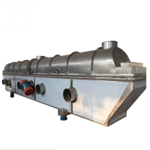 Bread crumbs vibration fluidized bed dryer crumbs drying machine