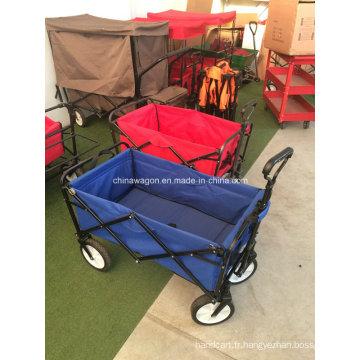Poignée télescopique pliante Kids Wagon