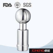 Boule de pulvérisation rotative de qualité alimentaire en acier inoxydable (JN-CB2005)