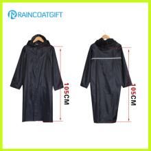 Polyester réfléchissant Longs vêtements de pluie pour hommes