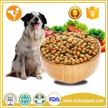 Aliments pour animaux domestiques secs vendus en vrac
