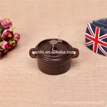 Bread Iron Enamel mini color cocotte