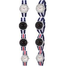 Yxl-469 Factory Custom Fashion Nato Band Watch Dw Style Nylon Strap Montres Couple Hommes Femmes Bracelets Montre Poignet