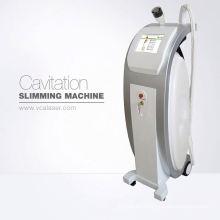 mini máquina de adelgazamiento y reafirmación de cuerpo púrpura cavitación + RF