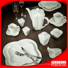 diferentes series Eurohome Guangzhou fuentes porcelana asiática