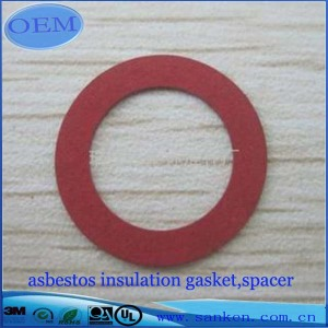 Electircal Insulation Vulcanized Vezel Pakking Sheet
