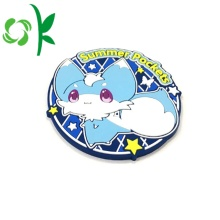 Cute Cartoon Odorless Silicone Cup Anti-slip Cup Mats