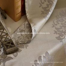 Jacquard caliente cortina de ducha de diseño y cortina de la ventana