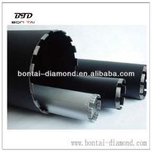 Diamond Core Brocas para perforar piedras de hormigón o cerámica