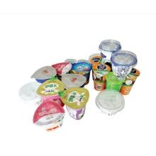 Foil Lidding Film For Frozen Food Packaging