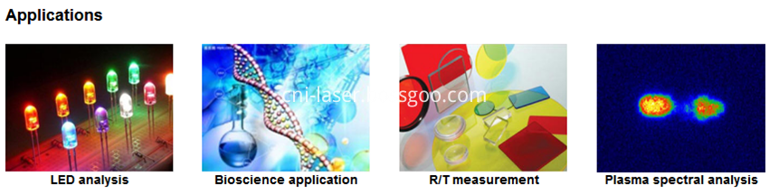 application of aurora spectrometer