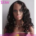 Cheap wholesale Unprocessed Brazilian Human Hair U Part human hair Wigs For Sale