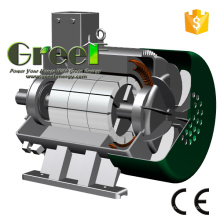 Top Vente 100rpm 200rpm générateur d'aimant permanent