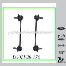 Buen rendimiento auto estabilizador trasero enlace / varilla barra de equilibrio OEM. B30H-28-170 para Mazda 323 BJ