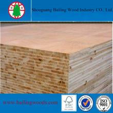 Best Price Poplar Core Wood Veneer Blockboard