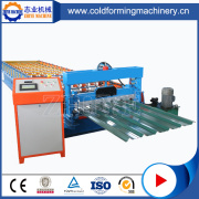 Galvanized Sheet Metal Roofing Machinery