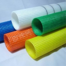 5X 5 mm Waterproof Fiberglass Mesh for Wall Materials