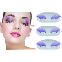Hot Sale Custom Brand Exaggeration Makeup False Eyelashes